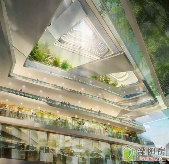 """英公司设计300米""""垂直城市""""可容纳数千居民"""