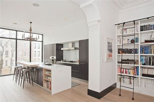 老房成熟魅力装修太给力 明朗四居室造就家居典范